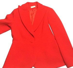 Delpozo red Blazer