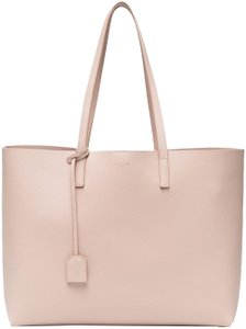 Saint Laurent Shopper Tote in Pink
