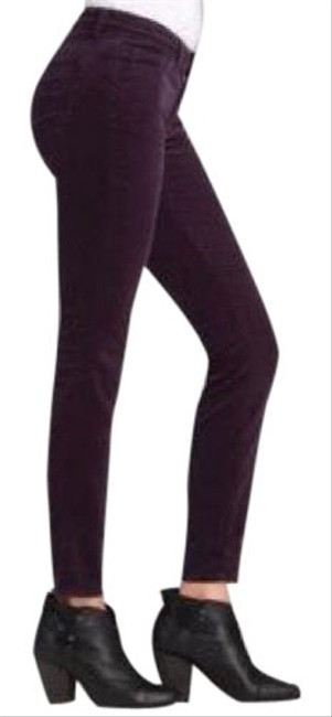 Item - Purple Cords In Jaipur Pants Size 0 (XS, 25)
