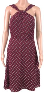 Banana Republic short dress Red on Tradesy