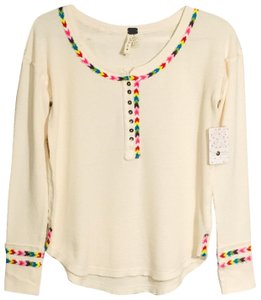dde59359bbe09 Free People Henley Tops - Up to 80% off at Tradesy