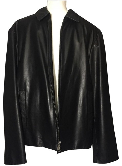 Item - Black Men's Jacket Size 12 (L)