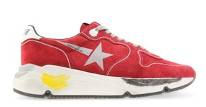 Golden Goose Deluxe Brand Red Athletic