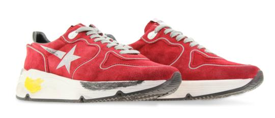 Golden Goose Deluxe Brand Red Athletic Image 1