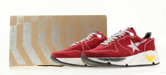 Golden Goose Deluxe Brand Red Athletic Image 11