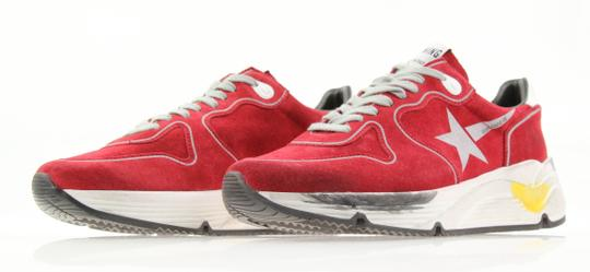 Golden Goose Deluxe Brand Red Athletic Image 3