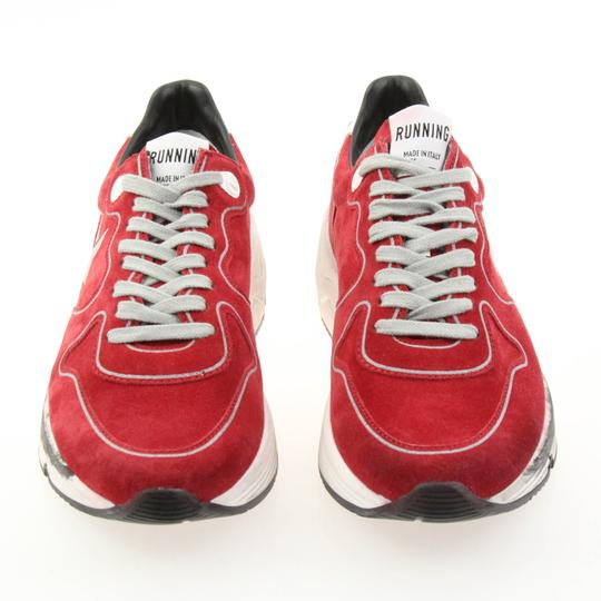 Golden Goose Deluxe Brand Red Athletic Image 4