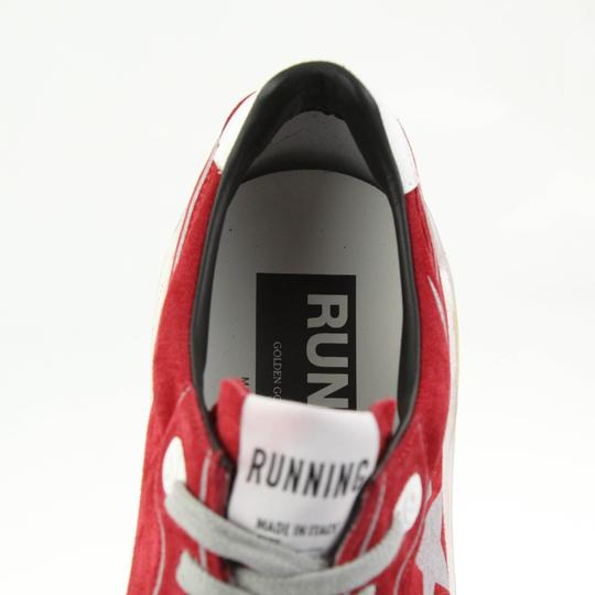 Golden Goose Deluxe Brand Red Athletic Image 7