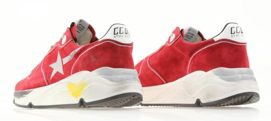 Golden Goose Deluxe Brand Red Athletic Image 8