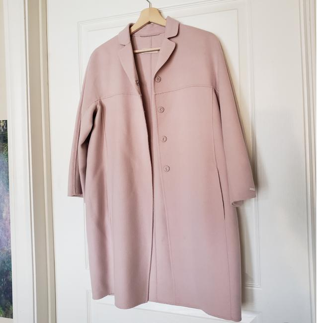 Item - Pink Dusty Short Coat Size 2 (XS)