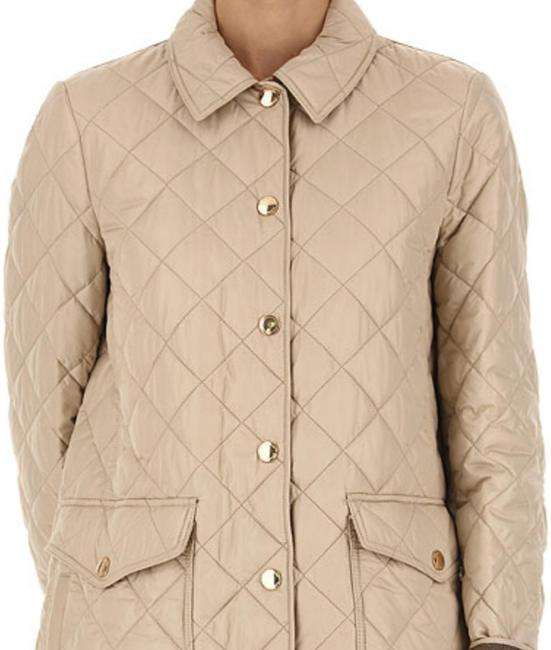 Item - Dark Stone Women's Quilted Jacket Size 6 (S)