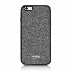 Tumi Tumi Two Piece Case For Iphone 6 Plus, Earl Grey W/Gunmetal, One Size