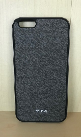 Tumi Tumi Two Piece Case For Iphone 6 Plus, Earl Grey W/Gunmetal, One Size Image 6