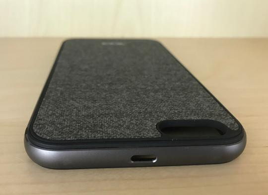 Tumi Tumi Two Piece Case For Iphone 6 Plus, Earl Grey W/Gunmetal, One Size Image 9