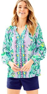 Lilly Pulitzer Top Its Impawsible