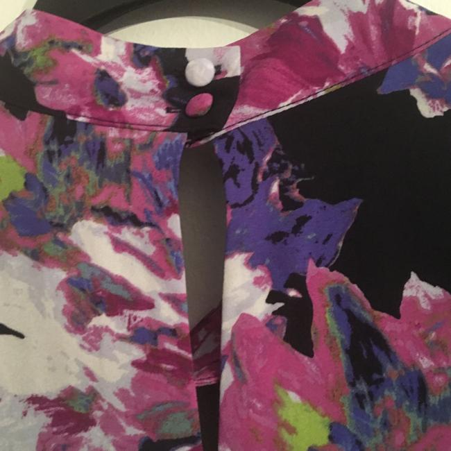 The Limited Multicolor 31104 Blouse Size 26 (Plus 3x) The Limited Multicolor 31104 Blouse Size 26 (Plus 3x) Image 2