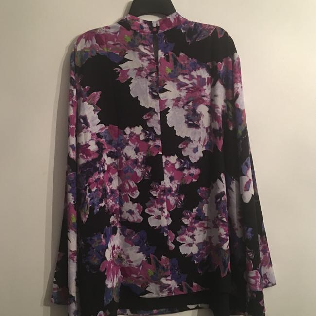The Limited Multicolor 31104 Blouse Size 26 (Plus 3x) The Limited Multicolor 31104 Blouse Size 26 (Plus 3x) Image 3