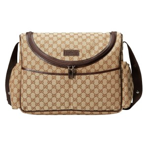 0edb39063b3 Gucci Basic Gg Unisex Baby Momma Diaper Bag Changing Mat 123326 ...