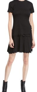 Derek Lam short dress black on Tradesy