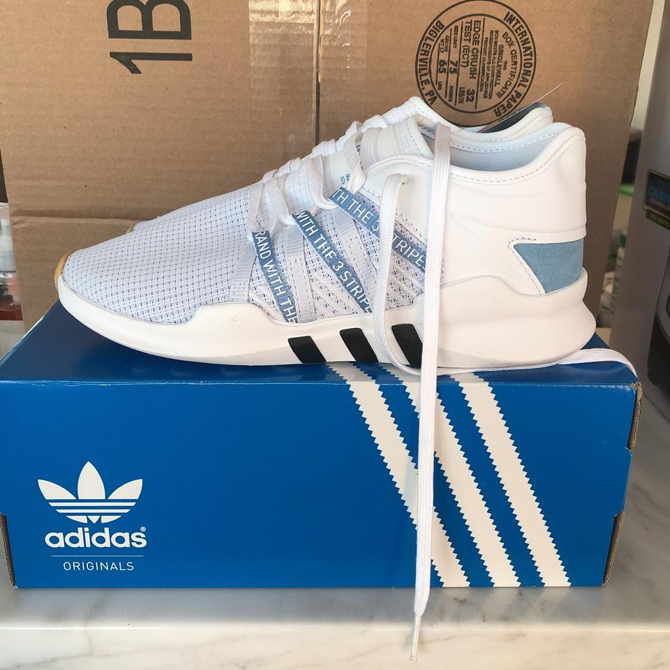 6f8299fe50a adidas White Eqt Racing Adv Cq2155 Sneakers Size US 6.5 Regular (M, B) 43%  off retail