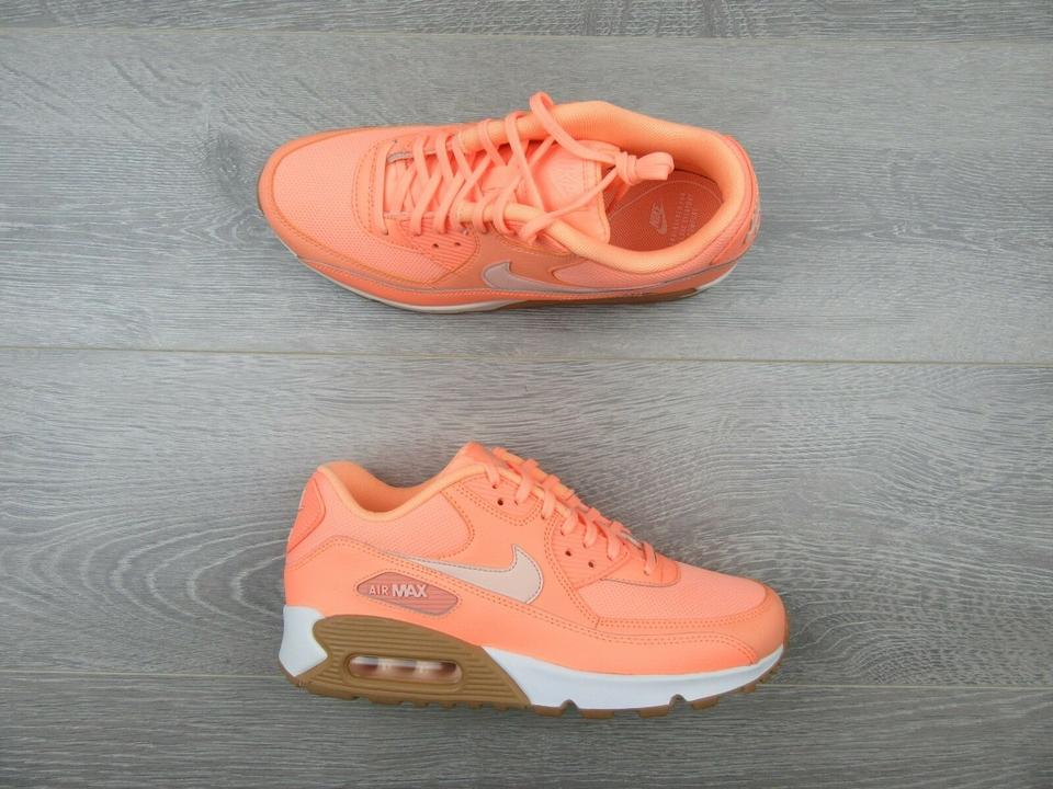 sports shoes 9a2db 571c3 Nike Sunset Glow Air Max 90 Running Sneakers Size US 7.5 Regular (M, B)