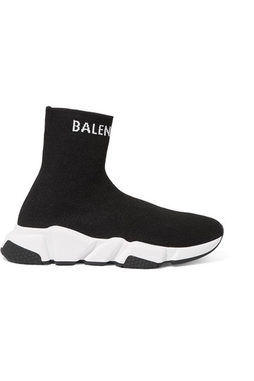 d085dd23f8b9 Balenciaga Speed Stretch-knit High-top Sneakers Sneakers Size EU 37 ...