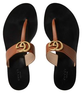 222e1e8fd95342 Gucci Thong Sandals - Up to 70% off at Tradesy