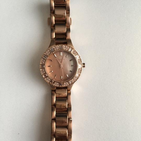DKNY Ladies Chambers Watch Image 1