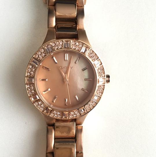 DKNY Ladies Chambers Watch Image 4