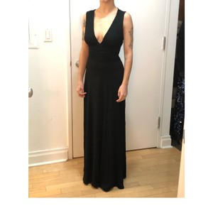 Céline Sexyblackdress Longdress Blackgown Celinegown Dress