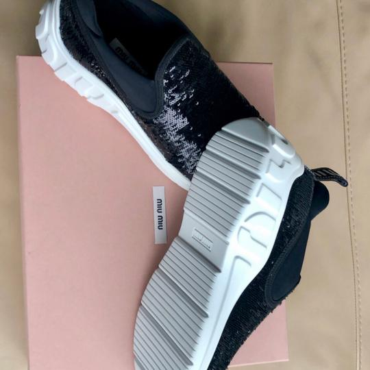 Miu Miu black Athletic Image 1