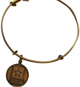Alex + Alex Alex and Ani US Army Bracelet