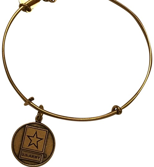 Preload https://img-static.tradesy.com/item/24768000/alex-alex-gold-and-ani-us-army-bracelet-0-1-540-540.jpg