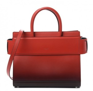 Givenchy Degrade Tote in Black/Red