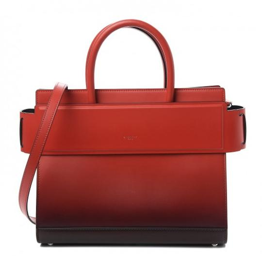 Givenchy Degrade Tote in Black/Red Image 0
