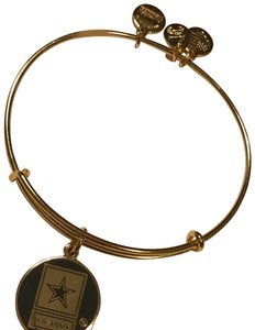 Alex + Alex Alex and Ani US Army Epoxy Bracelet