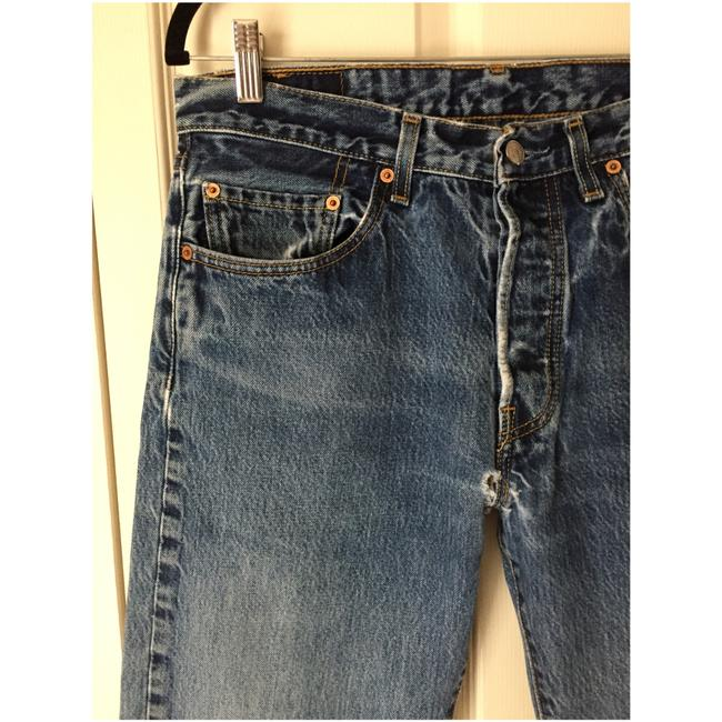 Levi's Relaxed Fit Jeans-Distressed Image 1