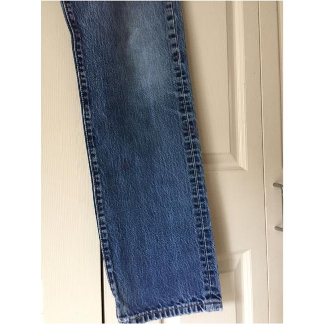 Levi's Relaxed Fit Jeans-Distressed Image 4