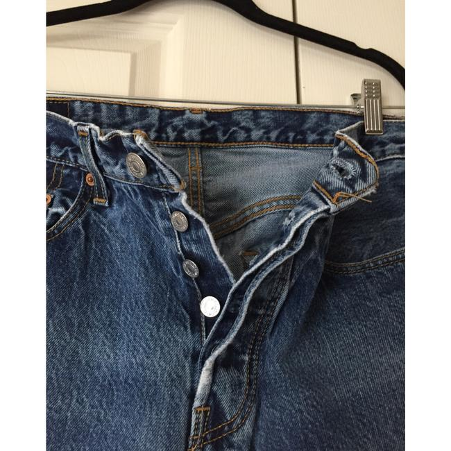 Levi's Relaxed Fit Jeans-Distressed Image 6