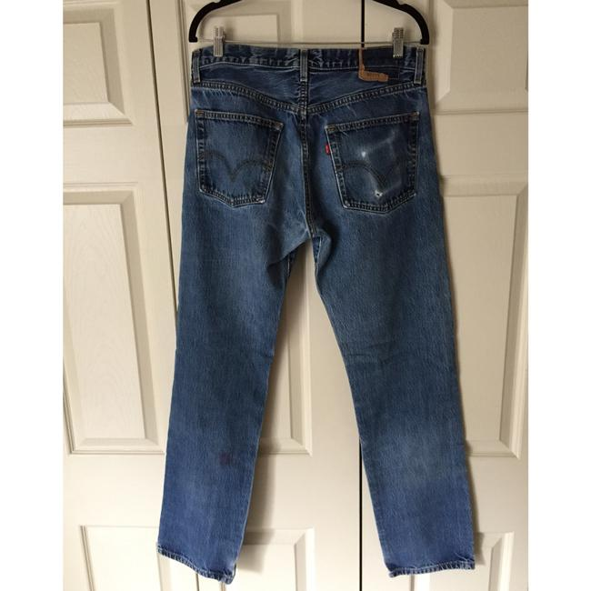 Levi's Relaxed Fit Jeans-Distressed Image 7