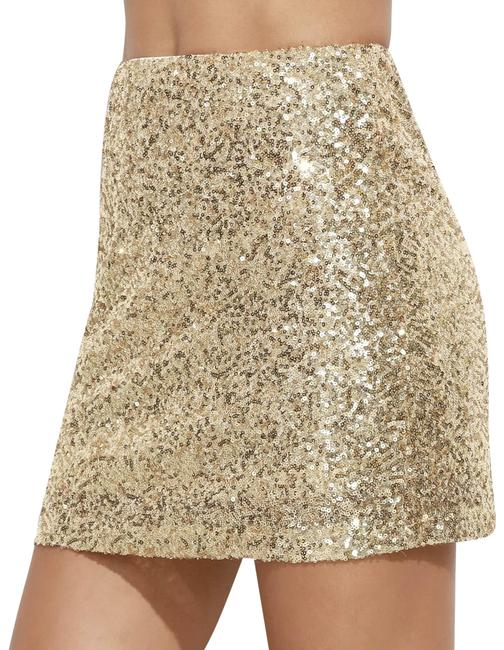 Preload https://img-static.tradesy.com/item/24768035/shein-gold-embroidered-sequin-skirt-size-4-s-27-0-1-650-650.jpg