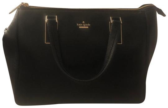 Preload https://img-static.tradesy.com/item/24768081/kate-spade-kingston-drive-alena-black-pebble-leather-satchel-0-1-540-540.jpg