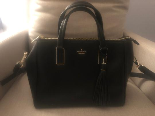 Kate Spade Satchel in Black Image 1