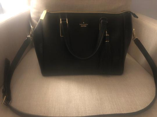 Kate Spade Satchel in Black Image 4