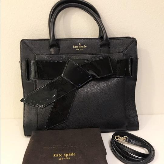 Kate Spade Satchel in Black Image 6