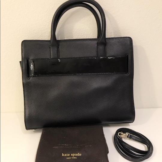 Kate Spade Satchel in Black Image 7