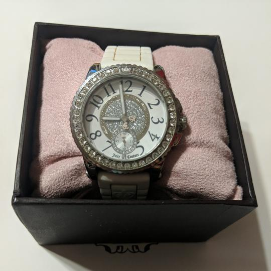 Preload https://img-static.tradesy.com/item/24768467/juicy-couture-whitesilver-pedie-watch-0-0-540-540.jpg