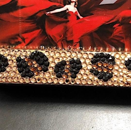 Not known Sequined Business Card Holder Image 2