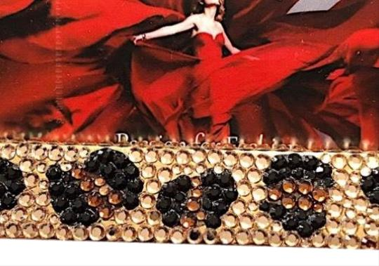 Not known Sequined Business Card Holder Image 1