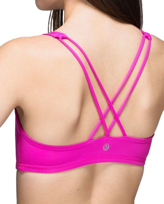 Preload https://img-static.tradesy.com/item/24768714/lululemon-pink-free-to-be-activewear-sports-bra-size-4-s-27-0-1-650-650.jpg